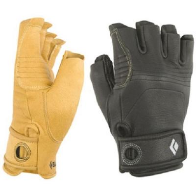 Black Diamond Stone Belay Gloves - CLOSEOUT