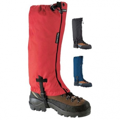 CAMP Route Gaiters Color-Black