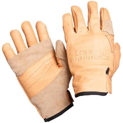 Liberty Mountain Cowhide Rap Gloves