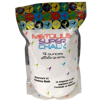 Metolius Super Chalk - 9 oz Bag