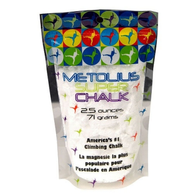 Metolius Super Chalk - 2.5 oz Bag