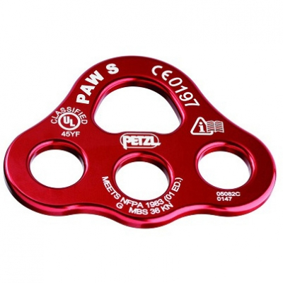 Petzl Paw Rigging Plate - Small