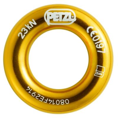 Petzl Ring S for Suspension Bridge