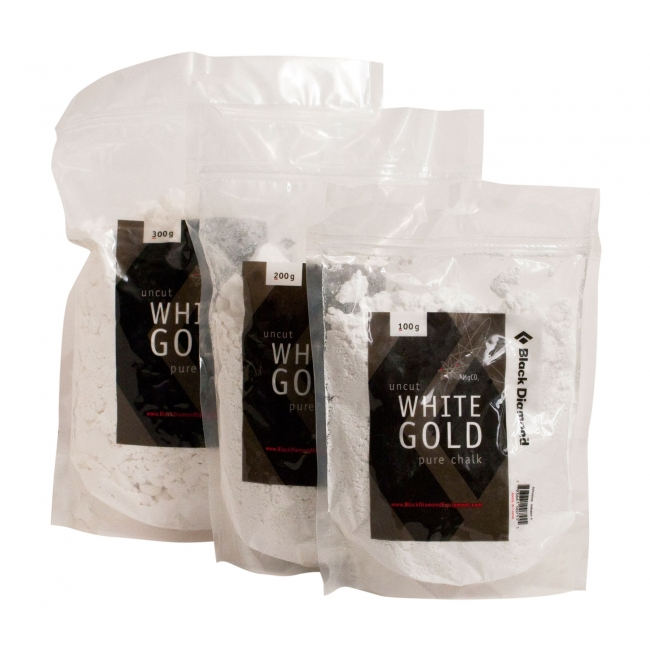 Black Diamond White Gold Chalk