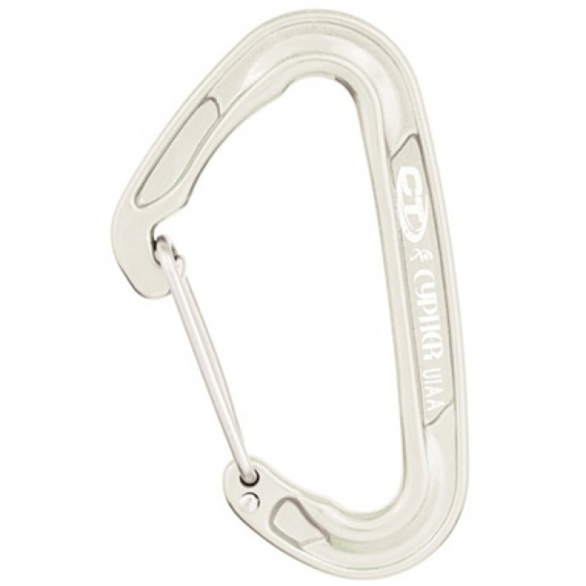 Cypher Mydas Wire Polished Carabiner