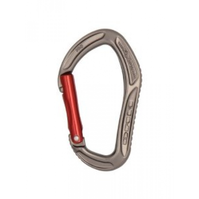 DMM Alpha Pro Straight Gate Carabiner - Red