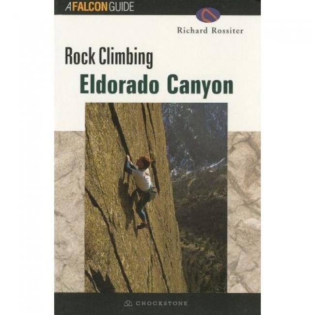 Rock Climbing Eldorado Canyon