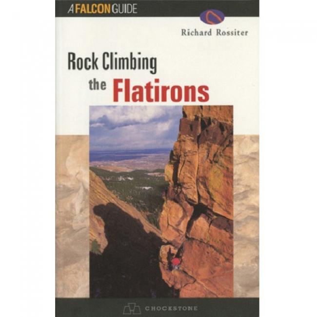 Rock Climbing the Flatirons