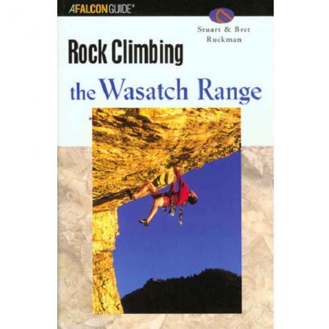 Rock Climbing the Wasatch Range