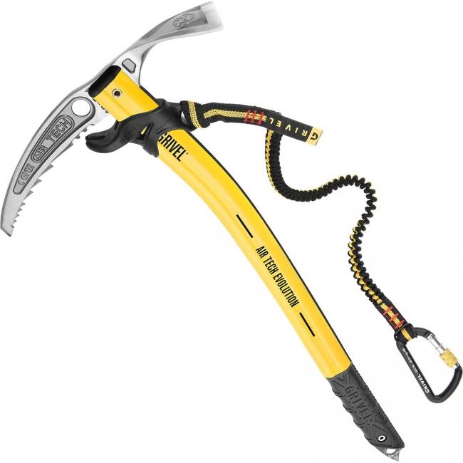 Grivel Air Tech Evo Axe with Easy Slider