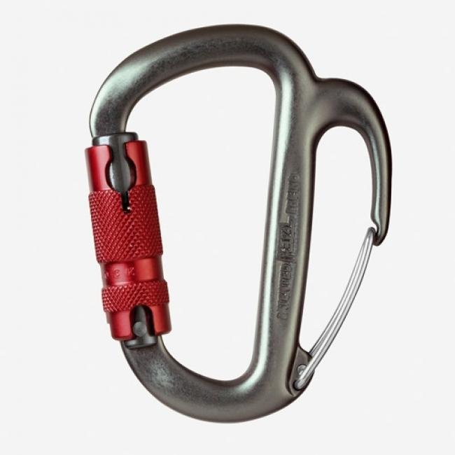 Petzl Freino Locking Carabiner