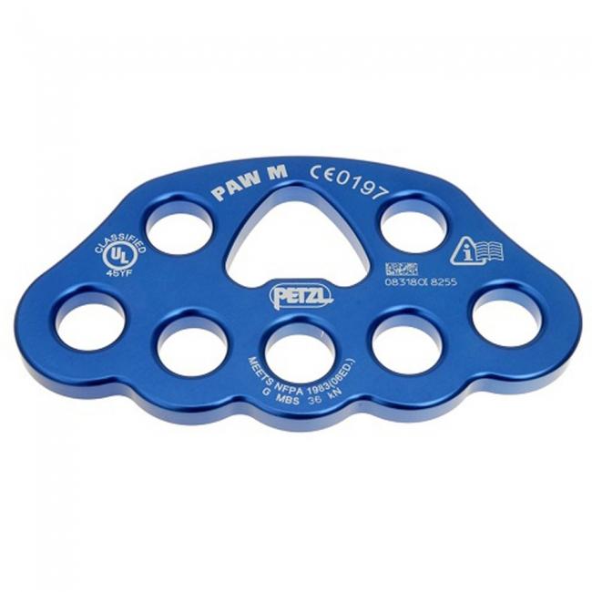 Petzl Paw Rigging Plate - Medium