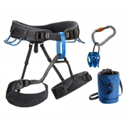Black Diamond Momentum DS Harness Package Smoke