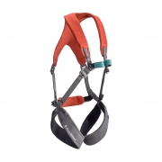Black Diamond Momentum Kid's Full Body Harness Octane