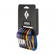 Black Diamond Neutrino Carabiner Rackpack (6 Pack)