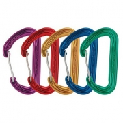 DMM Phantom Wiregate Carabiner 5 Color Pack