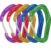 DMM Alpha Trad Carabiner Colored 5 pack