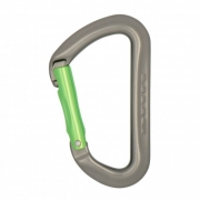 DMM Aero Straight Gate Carabiner - Green