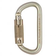 DMM Equal D Locksafe CaptiveBar Steel Carabiner