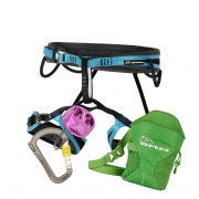 DMM Venture Women's Harness Package