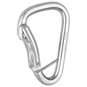 Grivel Steel One Twin Gate Carabiner