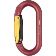 Grivel SYM Oval Twin Gate Carabiner