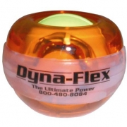 Dynaflex Powerball Amber Lighted Gyro Exerciser