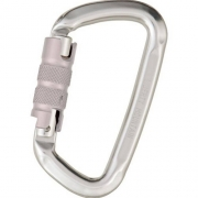 Liberty Mountain Modified D Steel Keylock Autolock Carabiner