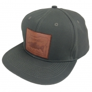 Metolius Leather Patch Cap