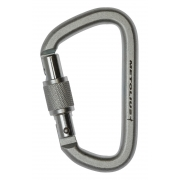 Metolius Steel Screw Lock Carabiner