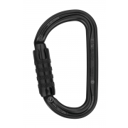 Petzl AM'D Triact-Lock Carabiner Black