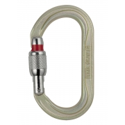 Petzl OXAN Steel Screw Lock Carabiner
