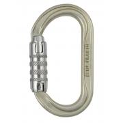 Petzl OXAN Steel Triact-Lock Carabiner