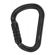 Petzl William Triact-Lock Carabiner Black