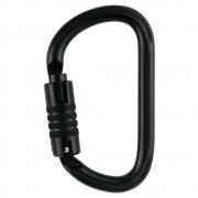 Petzl Vulcan Triact Lock Carabiner - Black