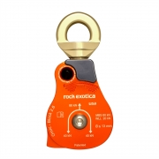 "Rock Exotica Omni-Block Single 2.6"" Pulley"