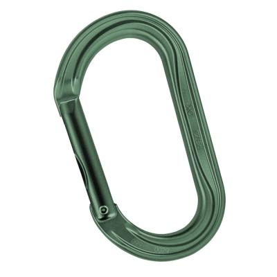 Petzl Ok Oval Carabiner Green Gear Express