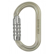 ASTARC Quick Link Carabiner Heavy Duty Quick Link Screw Lock 500KG Bearing Keychain Clip Heavy Duty for Climbing Camping Lifting etc M8-0.32 Stainless Steel Climbing Carabiner Set